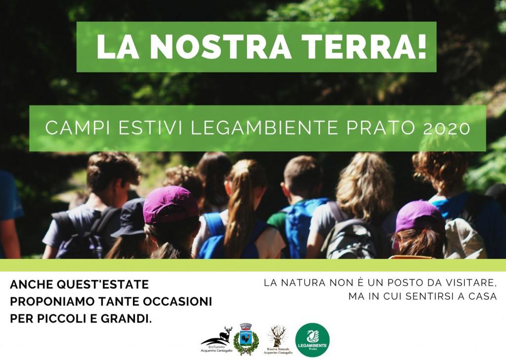 CAMPI ESTIVI 2020: PARTIAMO!